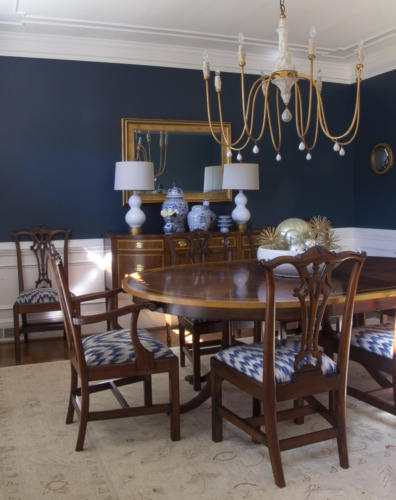 kings abbot dining room