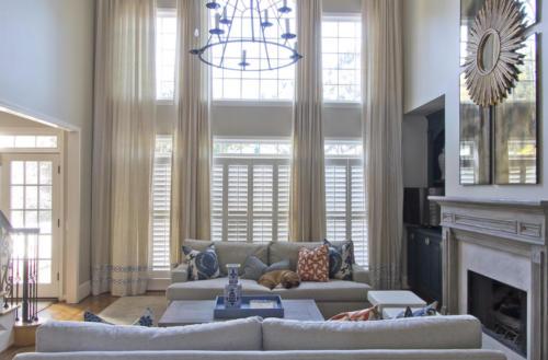 kings abbot living room full